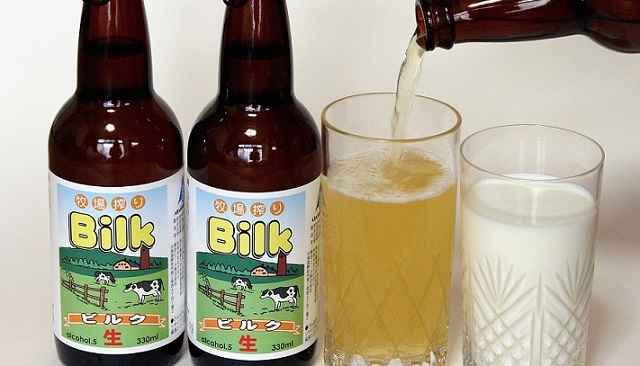 Bilk - Beer From Milk