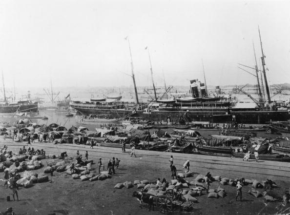 Calcutta Harbour