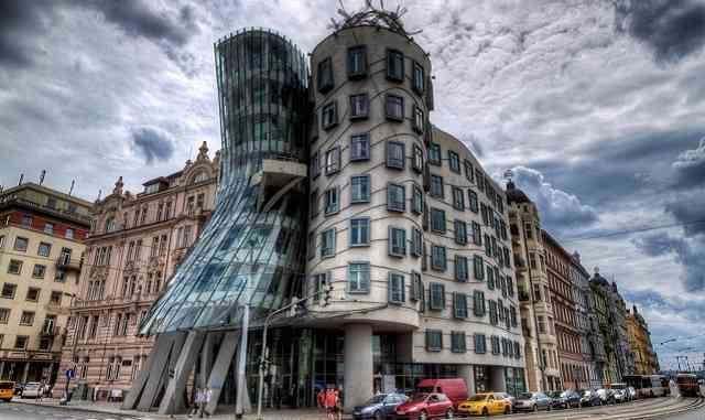 Dancing Building - Praga-Republica Tcheca