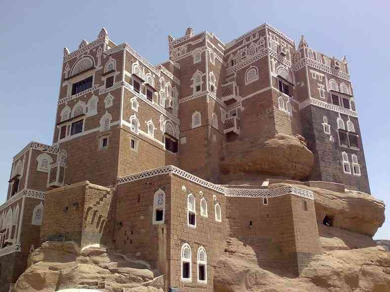 Dar Al Hajar - The Rock Palace - Yemen
