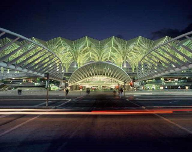Gare do Oriente - Lisboa - Portugal